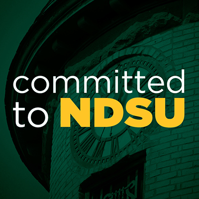 committed to NDSU